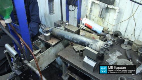 замена крестовин на кардане bmw x3